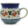 8 oz Stoneware Bubble Mug - Polmedia Polish Pottery H3034K