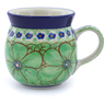 8 oz Stoneware Bubble Mug - Polmedia Polish Pottery H3887I