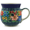 8 oz Stoneware Bubble Mug - Polmedia Polish Pottery H3985K