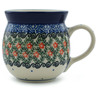 8 oz Stoneware Bubble Mug - Polmedia Polish Pottery H4118I