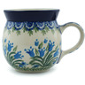 8 oz Stoneware Bubble Mug - Polmedia Polish Pottery H4630I