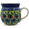 8 oz Stoneware Bubble Mug - Polmedia Polish Pottery H5602B