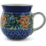 8 oz Stoneware Bubble Mug - Polmedia Polish Pottery H5879B