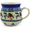 8 oz Stoneware Bubble Mug - Polmedia Polish Pottery H5973E