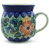 8 oz Stoneware Bubble Mug - Polmedia Polish Pottery H6213B