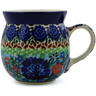 8 oz Stoneware Bubble Mug - Polmedia Polish Pottery H6214B