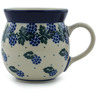 8 oz Stoneware Bubble Mug - Polmedia Polish Pottery H6347B