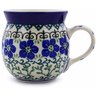 8 oz Stoneware Bubble Mug - Polmedia Polish Pottery H6420B
