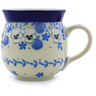 8 oz Stoneware Bubble Mug - Polmedia Polish Pottery H6721I