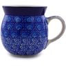 8 oz Stoneware Bubble Mug - Polmedia Polish Pottery H6736I