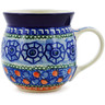 8 oz Stoneware Bubble Mug - Polmedia Polish Pottery H6831J
