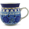 8 oz Stoneware Bubble Mug - Polmedia Polish Pottery H6854B
