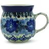 8 oz Stoneware Bubble Mug - Polmedia Polish Pottery H6873B