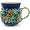 8 oz Stoneware Bubble Mug - Polmedia Polish Pottery H6874B