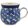 8 oz Stoneware Bubble Mug - Polmedia Polish Pottery H6994B