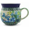8 oz Stoneware Bubble Mug - Polmedia Polish Pottery H7074B