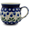 8 oz Stoneware Bubble Mug - Polmedia Polish Pottery H7153C