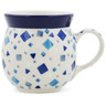 8 oz Stoneware Bubble Mug - Polmedia Polish Pottery H7488K