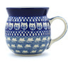 8 oz Stoneware Bubble Mug - Polmedia Polish Pottery H7806G