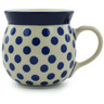 8 oz Stoneware Bubble Mug - Polmedia Polish Pottery H7847B