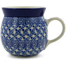 8 oz Stoneware Bubble Mug - Polmedia Polish Pottery H7868B