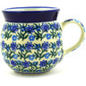 8 oz Stoneware Bubble Mug - Polmedia Polish Pottery H7904D