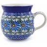 8 oz Stoneware Bubble Mug - Polmedia Polish Pottery H8418A