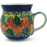 8 oz Stoneware Bubble Mug - Polmedia Polish Pottery H8518D