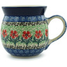 8 oz Stoneware Bubble Mug - Polmedia Polish Pottery H9009H
