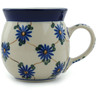 8 oz Stoneware Bubble Mug - Polmedia Polish Pottery H9669A