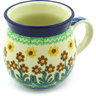 8 oz Stoneware Bubble Mug - Polmedia Polish Pottery H9698E