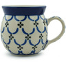 8 oz Stoneware Bubble Mug - Polmedia Polish Pottery H9807A