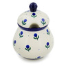 8 oz Stoneware Sugar Bowl - Polmedia Polish Pottery H1960B