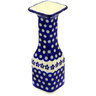 9-inch Stoneware Candle Holder - Polmedia Polish Pottery H1875E