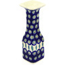 9-inch Stoneware Candle Holder - Polmedia Polish Pottery H1876E