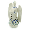 9-inch Stoneware Candle Holder - Polmedia Polish Pottery H3394I