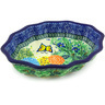 9-inch Stoneware Serving Bowl - Polmedia Polish Pottery H5021G
