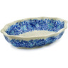 9-inch Stoneware Serving Bowl - Polmedia Polish Pottery H8588J