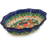 9-inch Stoneware Serving Bowl - Polmedia Polish Pottery H8591J