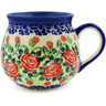 9 oz Stoneware Bubble Mug - Polmedia Polish Pottery H4407K