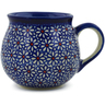 9 oz Stoneware Bubble Mug - Polmedia Polish Pottery H4706K