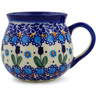 9 oz Stoneware Bubble Mug - Polmedia Polish Pottery H7203J