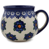 9 oz Stoneware Bubble Mug - Polmedia Polish Pottery H7461K