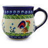 9 oz Stoneware Bubble Mug - Polmedia Polish Pottery H8087I