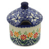 9 oz Stoneware Honey Jar - Polmedia Polish Pottery H2443K