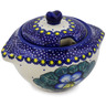 9 oz Stoneware Sugar Bowl - Polmedia Polish Pottery H3363K