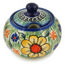 9 oz Stoneware Sugar Bowl - Polmedia Polish Pottery H4435L