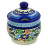 9 oz Stoneware Sugar Bowl - Polmedia Polish Pottery H5199K