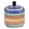 9 oz Stoneware Sugar Bowl - Polmedia Polish Pottery H7570L