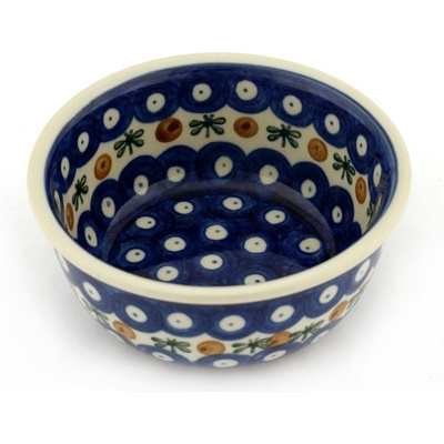 "Polish Pottery Bowl 5"" Mosquito"